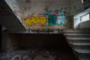The stairs at old abandoned place - free  images to use -