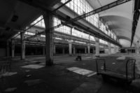 Abandoned old factory warehouse #8 - free  images to use -