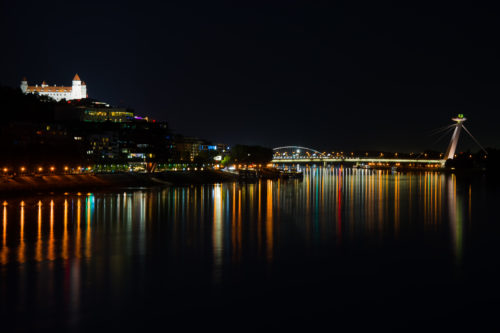 Night time in the city #2 - free  images to use -