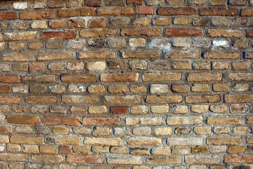 Picture of old brick wall