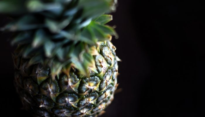 Pineapple fruit photo