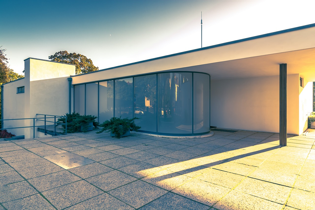 Villa Tugendhat #3 - free architecture images to use - tugendhat
