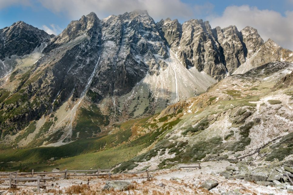 Some where in High Tatras
